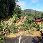 Longsor di Toraja