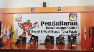 Ketua KPU Tana Toraja