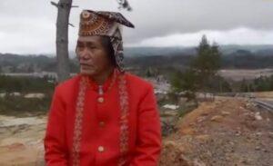 Pemerhati Budaya Toraja/ tokoh adat Mangkendek, Sismay Eliata Tulungallo