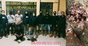 Resmob Polres Toraja Utara